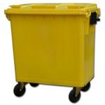 мусорные баки из пластика