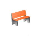 Скамья бетонная-5