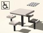 Стол для улицы-15