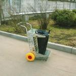 тележка для мусора